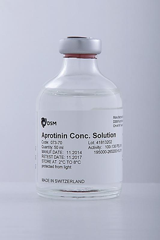 Pentapharm Aprotinin bottle