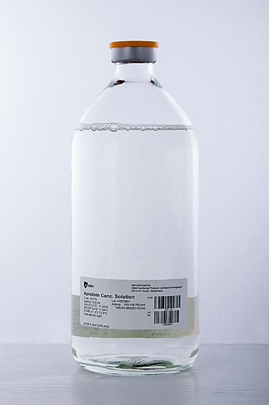 Pentapharm Aptotinin bottle