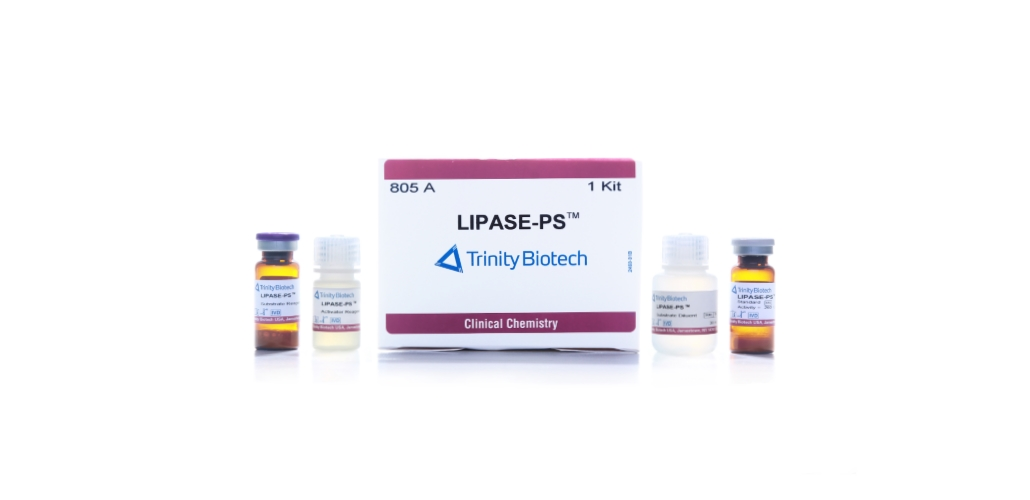Trinity Biotech Lipase
