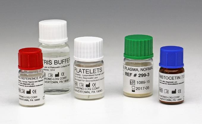 CHRONO-LOG Ristocetin CoFactor Assay Kit