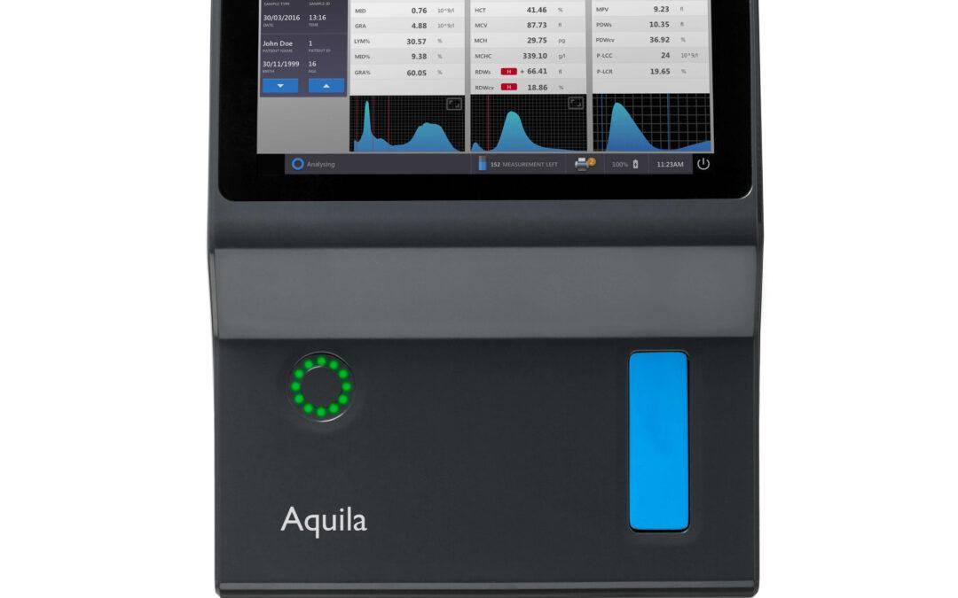 Diatron Aquila hematology analyzer